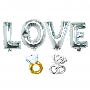 L.O.V.E with Rings
