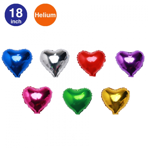 Heart Shape Balloon 18 Inch