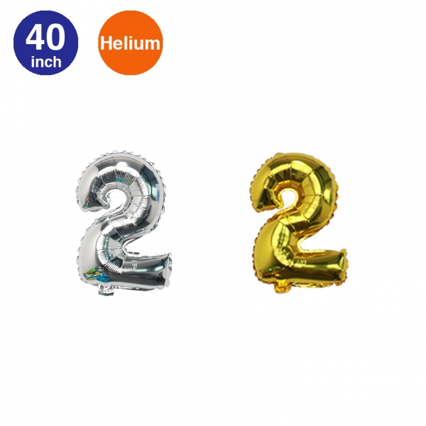 Number Balloon 40 Inch