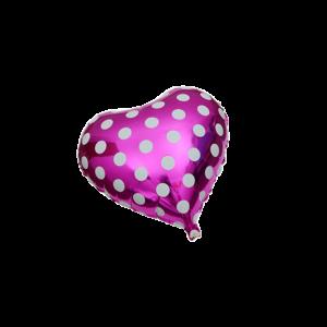 Poker Heart Pink